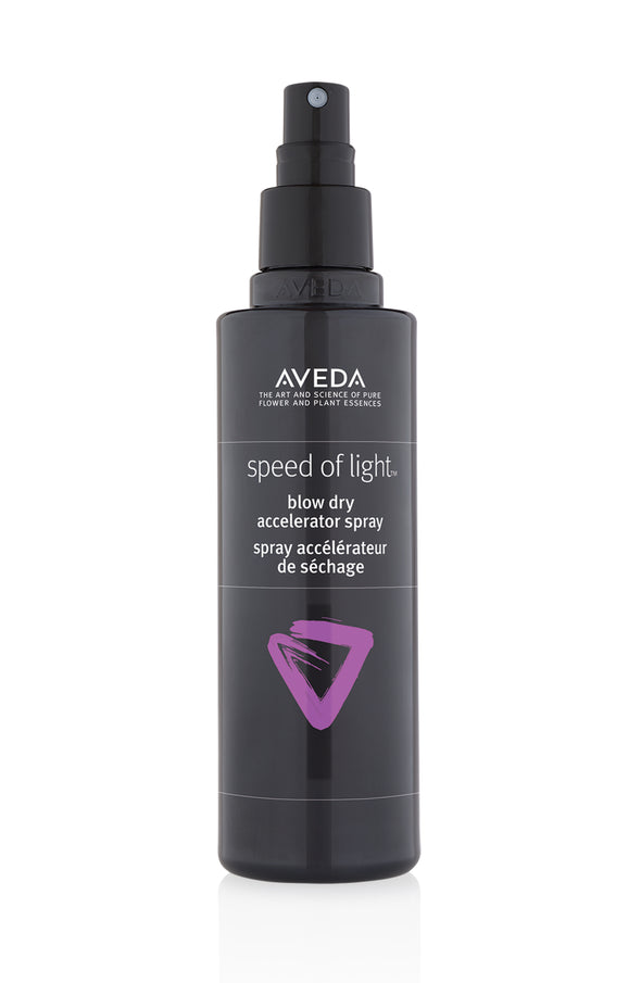Speed of Light blow dry accelerator spray