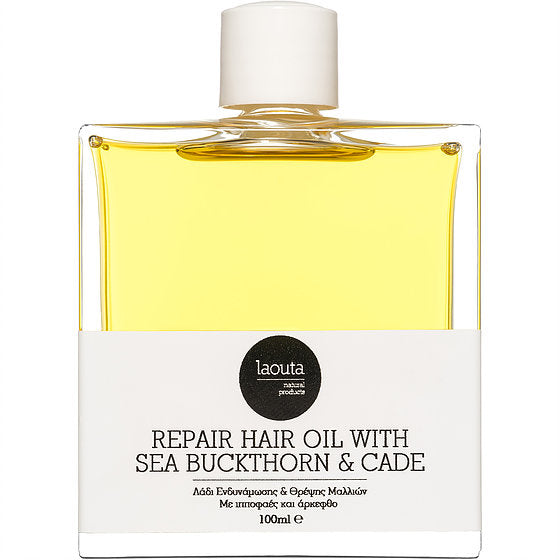Repairing oil for hair