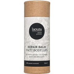 Plastic Free Natural Repair Balm for Face, Body and Lips