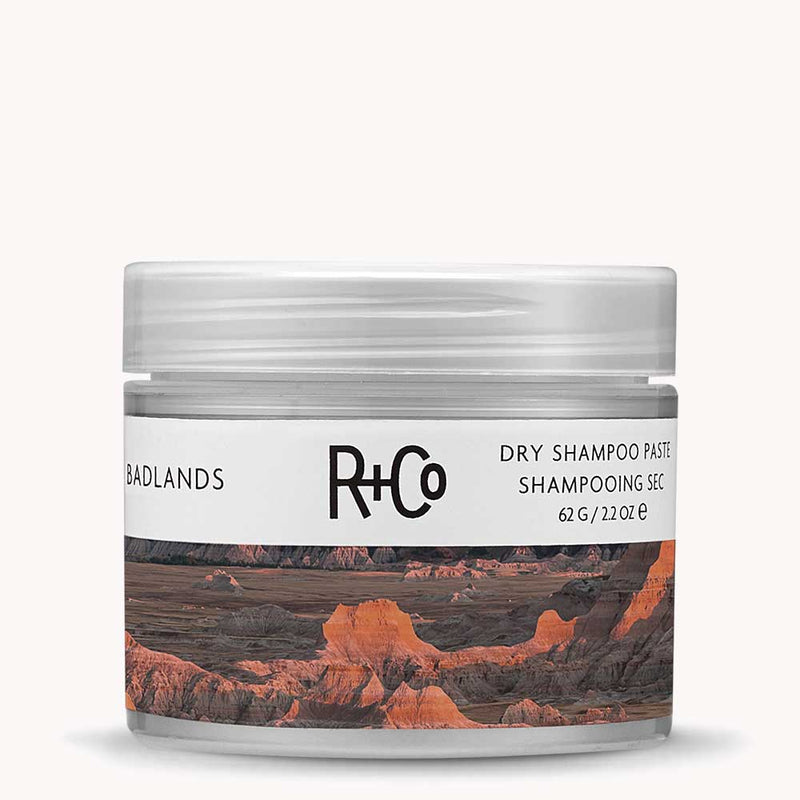 R+Co Badlands Dry Shampoo Paste