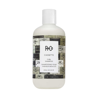 Cassette Curl Shampoo by R+Co for curly hair