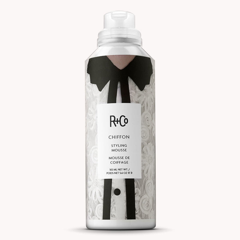 R+Co Chiffon Styling Mousse