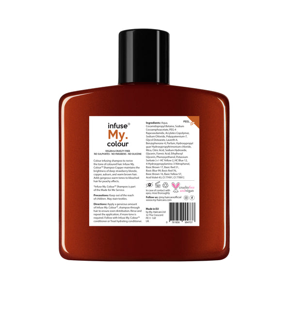 Infuse My Colour™ Copper Shampoo
