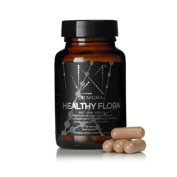 Dr Nigma Skincare Supplements Healthy Flora