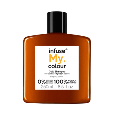 Infuse My Colour™ Gold Shampoo