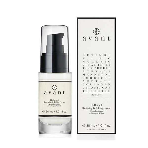 Avant Hi-Retinol Restoring and Lifting Serum