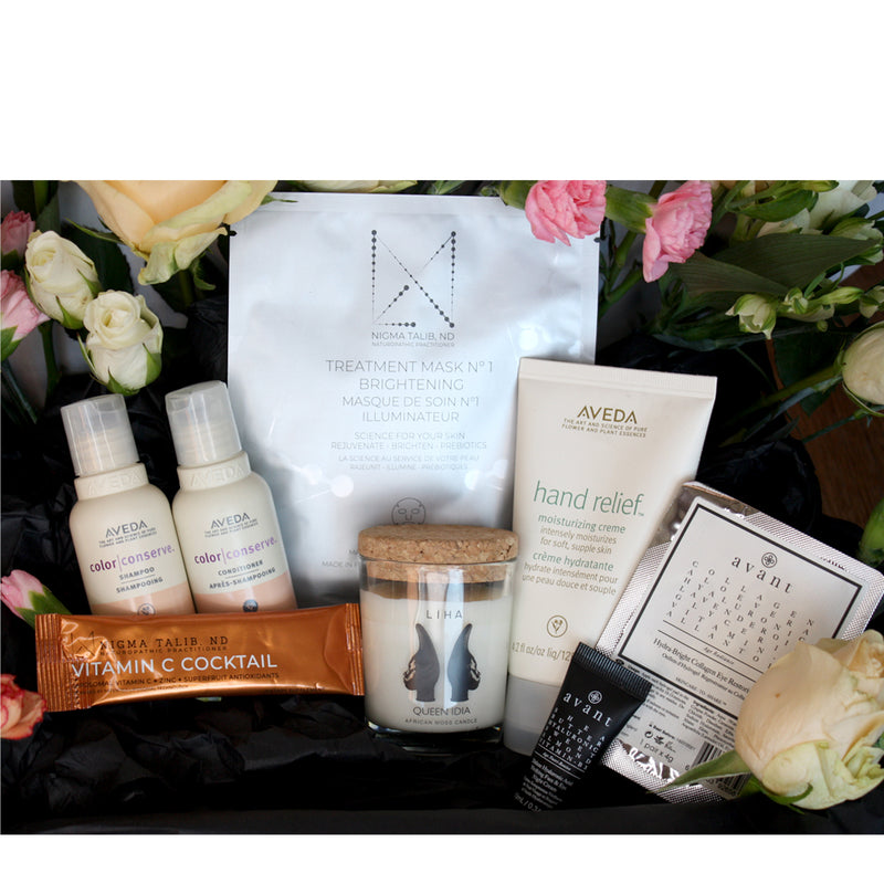 The Beauty Agenda Luxury Mother's Day Beauty Box 2021 (Worth £100)