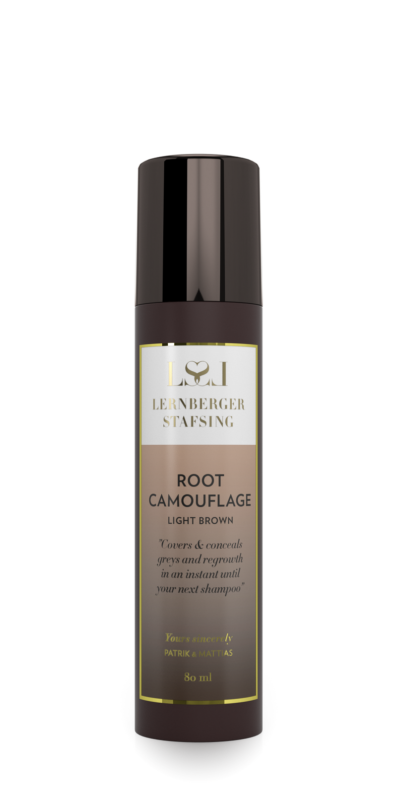 Root camouflage light brown