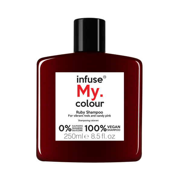 Infuse My Colour™ Ruby Shampoo