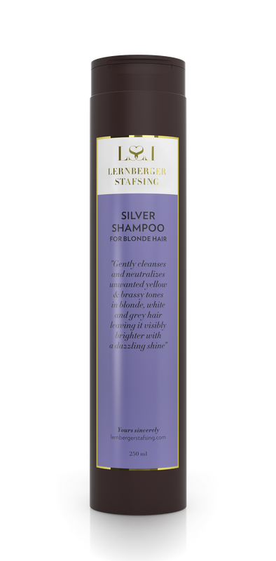 Silver Shampoo For Blonde Hair 250ml