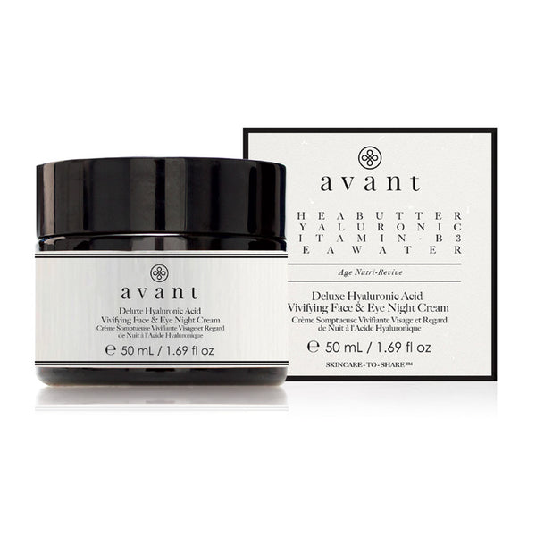 Avant Deluxe Hyaluronic Acid Night Cream