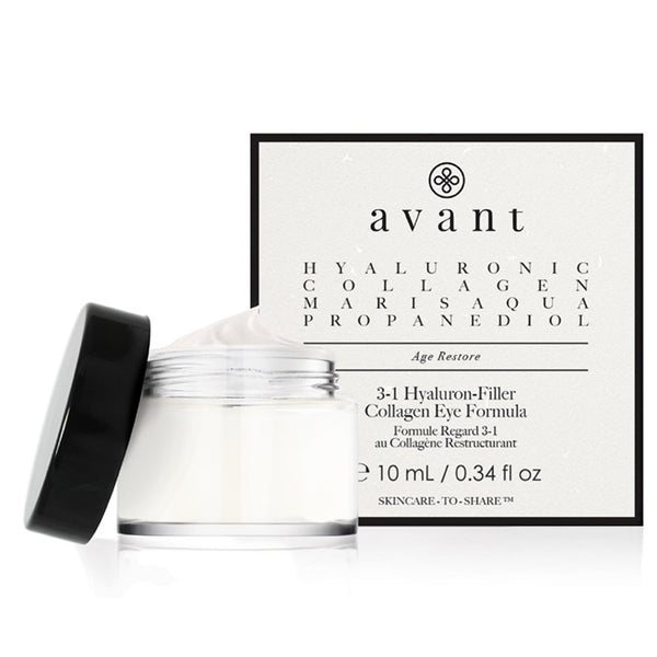 Avant Hyaluron-Filler Collagen Eye Formula
