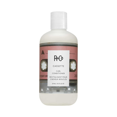 Vegan conditioner for curly hair by R+Co