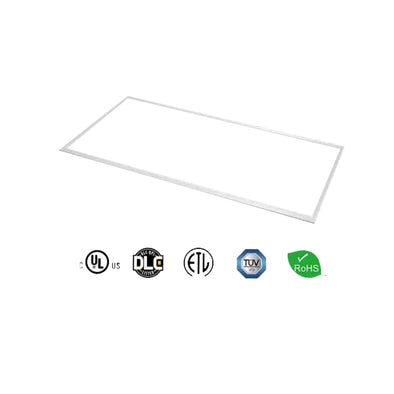 2ftx4ft LED Panel Lights 120~347Volts 2Pack