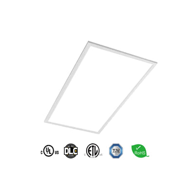 2ftx4ft LED Panel Lights 120~347Volts - Light52.com