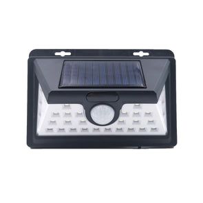 Outdoor Solar Wall Light 32LED
