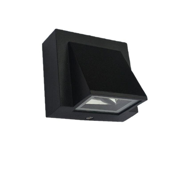 Black LED  Outdoor wall lights - Light52.com