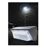 Wall Pack commercial plaza 80W exterior LED - lightled52.myshopify.com