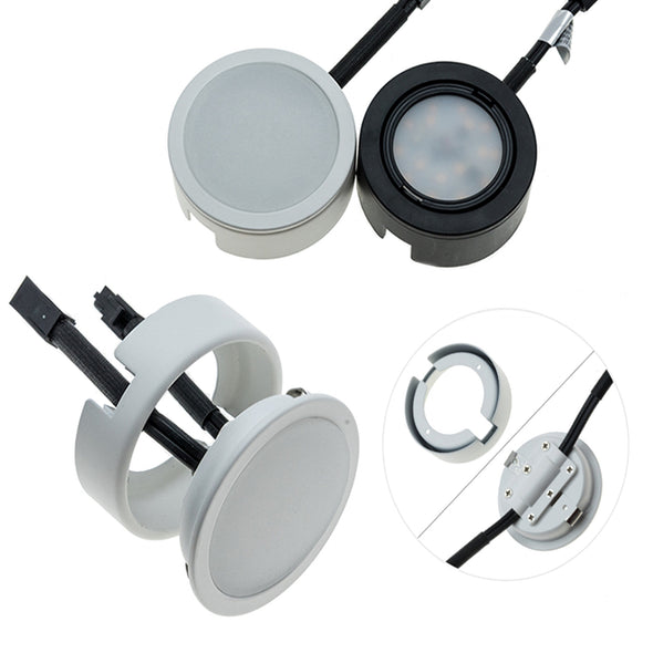 Puck Under Cabinet Light 120V 3Pack - lightled52.myshopify.com