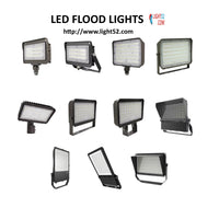 Flood Light Slip Fit Photocell Dusk~Dawn 150W LED