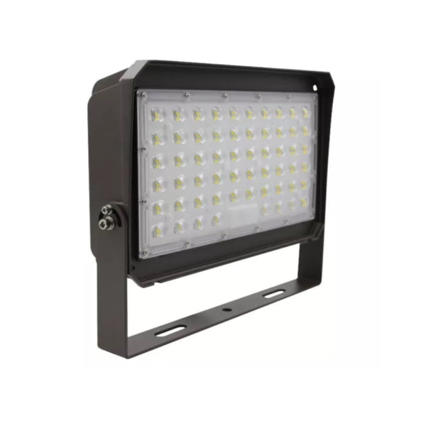 Flood Light U Bracket Photocell Dusk~Dawn 150W LED