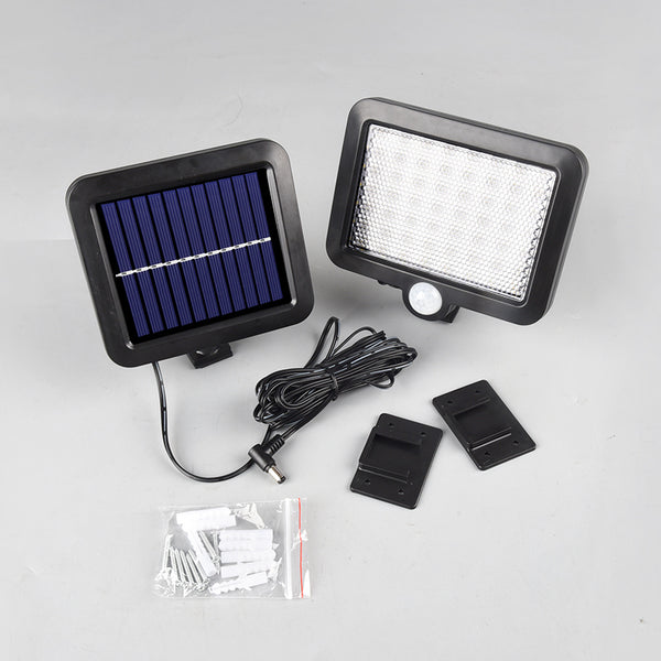 Solar Security LED Light 56 LED