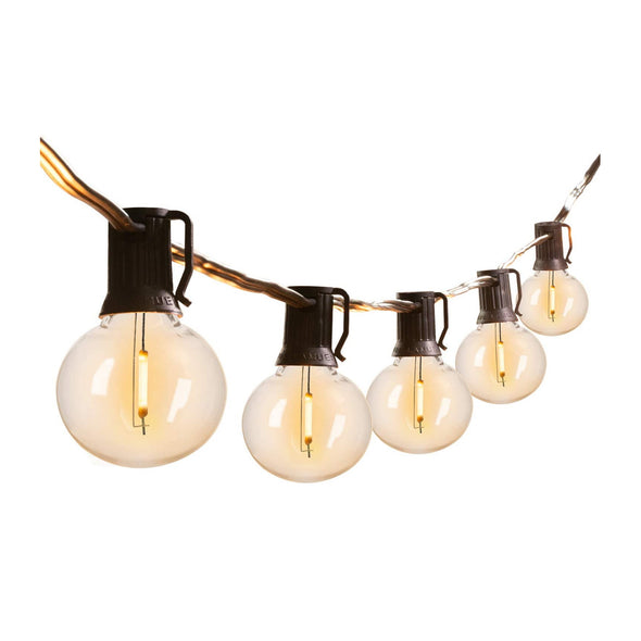 LED String Lights Globe 25ft