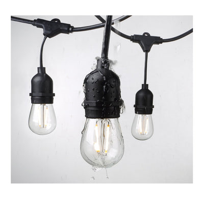 LED String Light Vintage 25ft