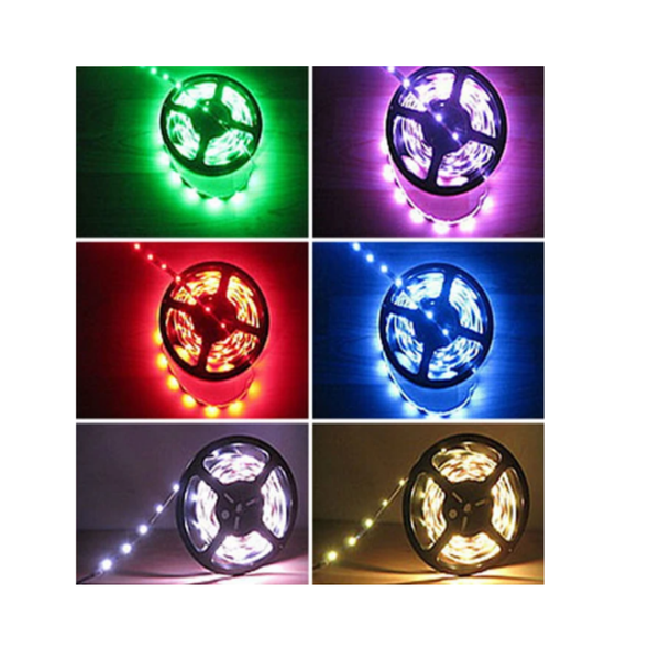 RGB LED Strip Light 5MTR NWR Strip Lights