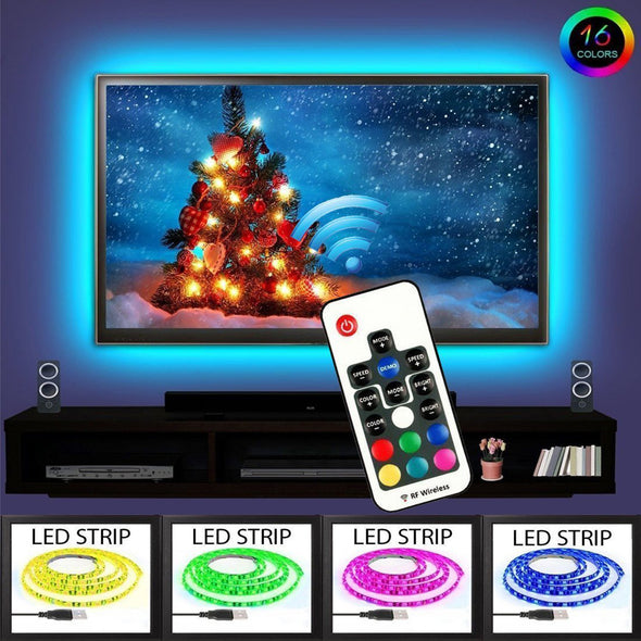2M TV LED Strip Lights