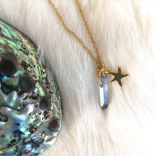 Load image into Gallery viewer, Angel Aura - Mermaid Necklace