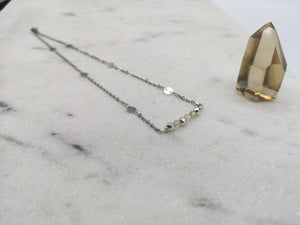 Citrine Necklace - November Birthstone