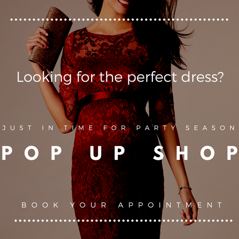 Special Occasion Dress Pop Up Shop Toronto