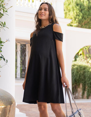 Seraphine Maternity Canada Special Occasion Black Dresses