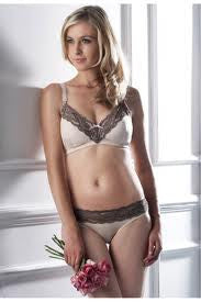 Seraphine Lace Trim Brief - St Tropez, Underwear,- Luna Maternity & Nursing