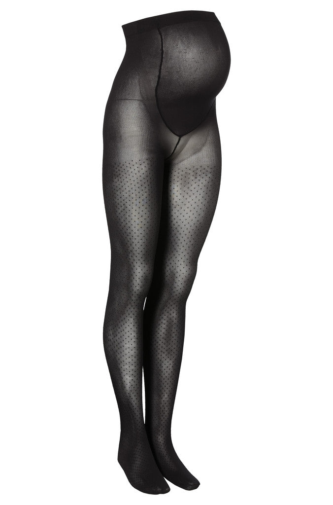 Noppies Maternity Tights - Dot, Tights,- Luna Maternity & Nursing