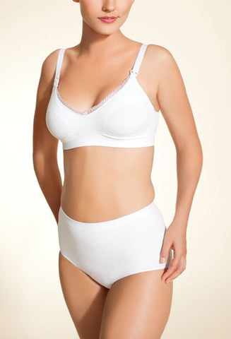 Boob Fast Food Maternity & Nursing Bra - Size Small Only, Bras,- Luna Maternity & Nursing