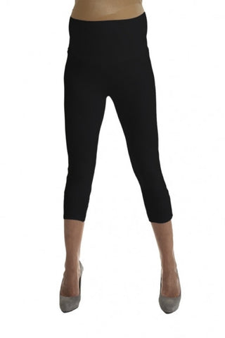 Queen Mum Cropped Maternity & Beyond Leggings, Maternity Leggings Toronto Canada Online,- Luna Maternity & Nursing