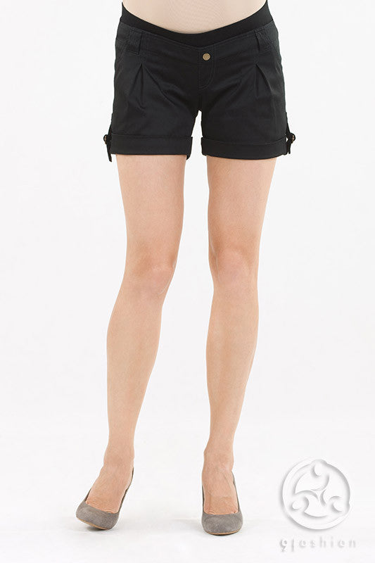 9fashion Maternity Shorts Lusso - Size XS, Shorts,- Luna Maternity & Nursing