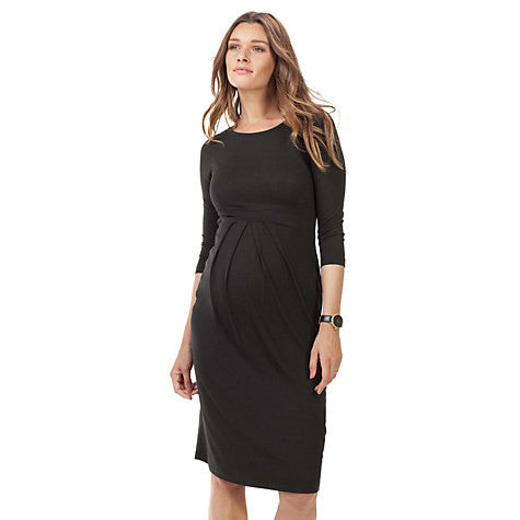 The essentials are a good pair of maternity clothes toronto, a versatile maternity dress, one or two maternity skirts and one or two maternity shirts. If it's cold where you live, then you might need a maternity jacket or coat too.
