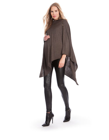 Seraphine Bamboo Maternity & Nursing Shawl Madison BESTSELLER Grey, Maternity Tops Nursing Tops Canada,- Luna Maternity & Nursing