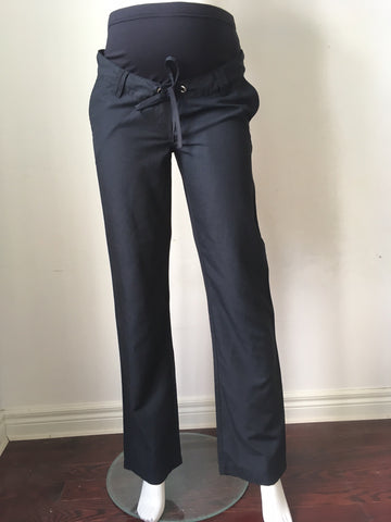 Mama i Ja Navy Trousers - XS, Sample Sale,- Luna Maternity & Nursing
