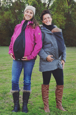 Make My Belly Fit Maternity & Babywearing Jacket Extender, Maternity Coats Canada Pregnancy Babywearing Jackets Toronto Alberta,- Luna Maternity & Nursing