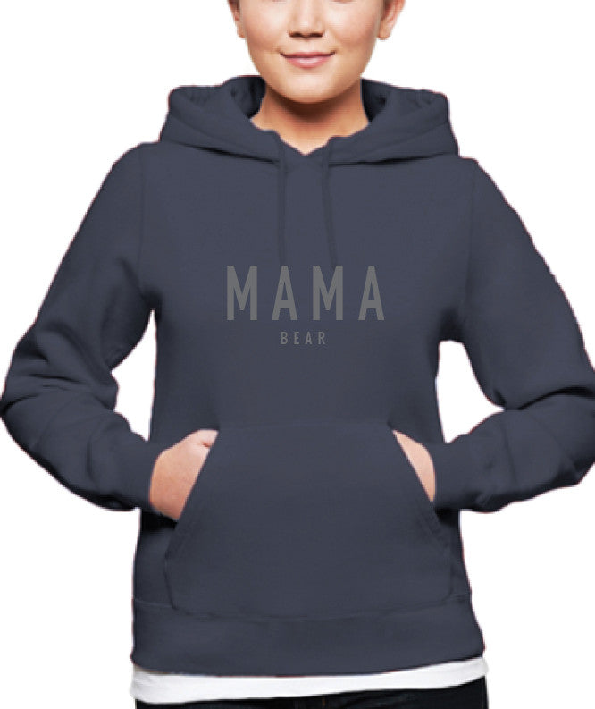 Mama Bear Post Pregnancy Hoodie, Maternity Tops Nursing Tops Canada,- Luna Maternity & Nursing
