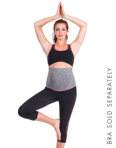 Seraphine 2 Piece Active Kit – Yoga & Workout Maternity & Beyond Set, Maternity Leggings Toronto Canada Online,- Luna Maternity & Nursing