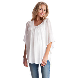 Seraphine Boho Chic Maternity Top Stella, Maternity Tops Nursing Tops Canada,- Luna Maternity & Nursing