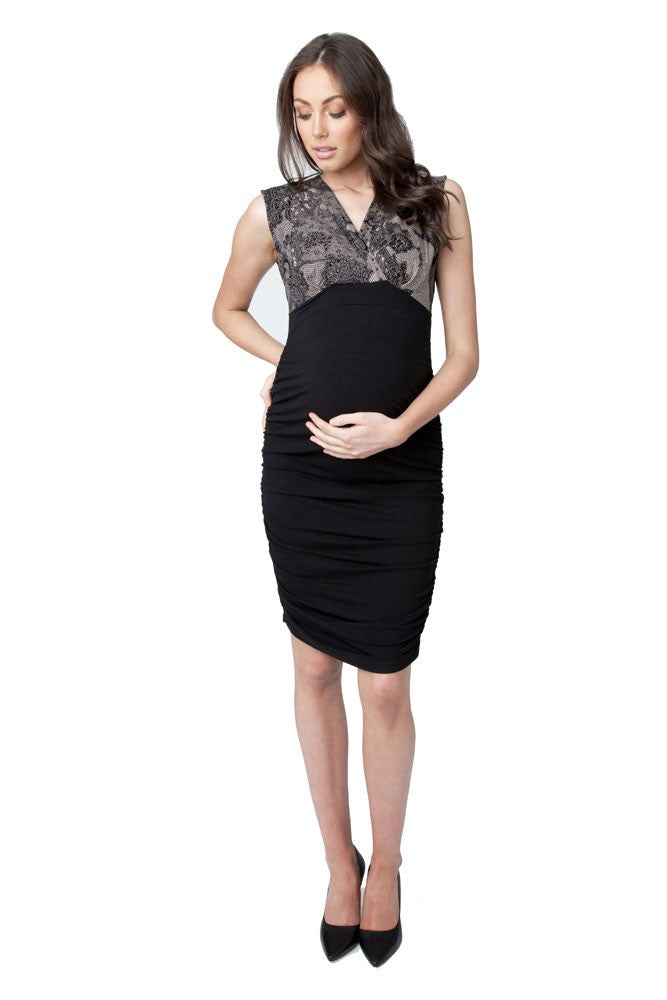 05ae4a8b93 Ripe Maternity   Nursing Chantilly Dress