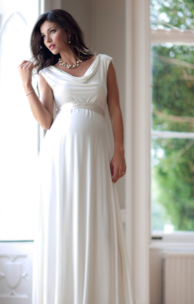 Buy Tiffany Rose Maternity Long Maxi Dress Daisy | Free Ship Canada