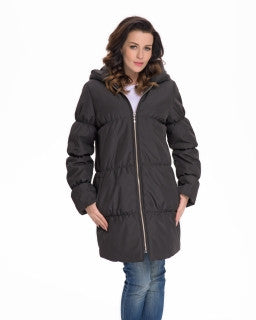 9fashion Maternity, Babywearing & Beyond 3-in-1 Coat Gabbi, Maternity Coats Canada Pregnancy Babywearing Jackets Toronto Alberta,- Luna Maternity & Nursing