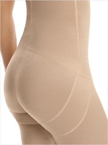Leonisa Nursing Post-Pregnancy Open Bust Tummy Slimming  Bodysuit Shaper 018433, shapewear,- Luna Maternity & Nursing